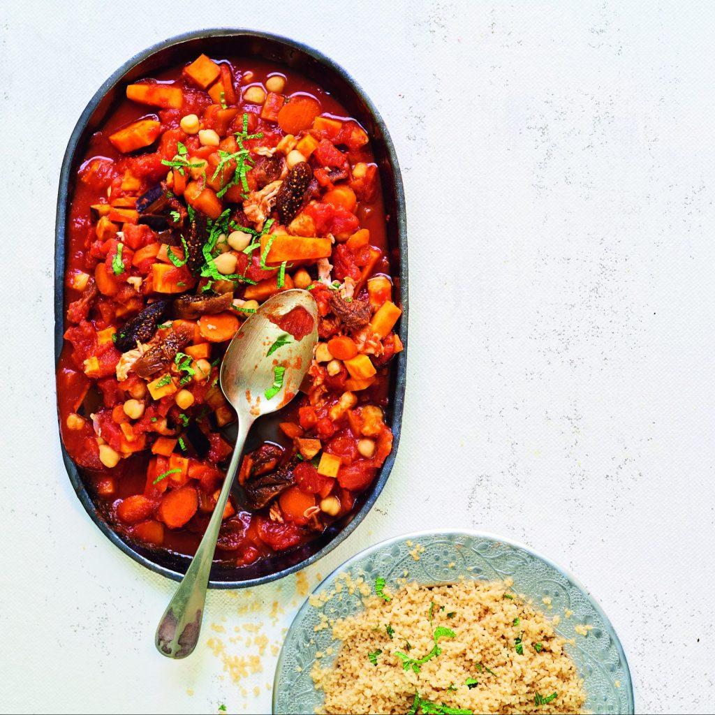 recept marokkaanse tajine